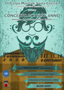 Concerto di inizio anno @ Arengario
